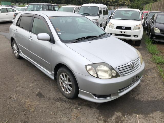 Toyota Allex 2001