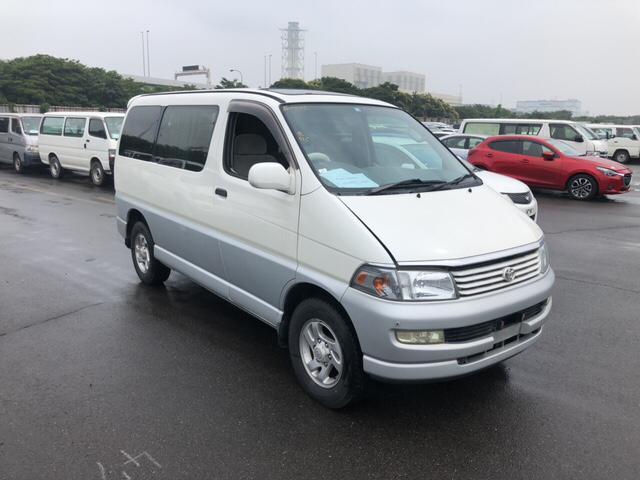 Toyota Hiace Regius 1997