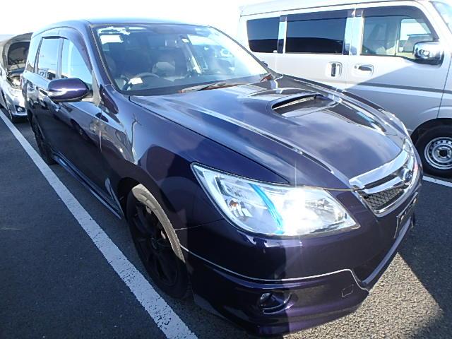 Subaru Exiga 2008