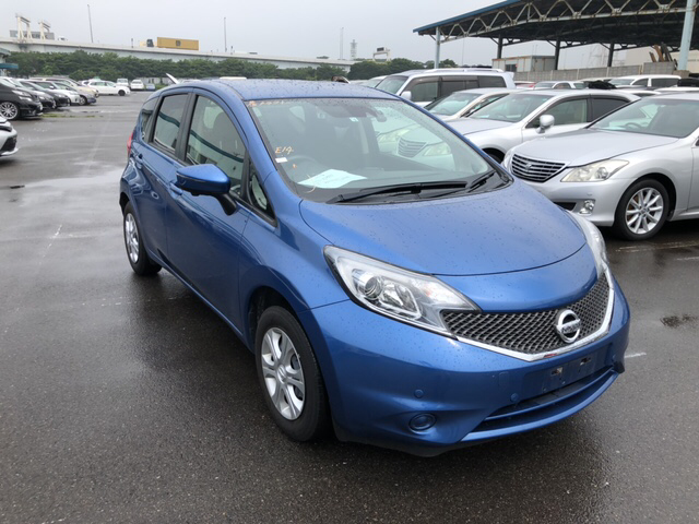 Nissan Note 2016