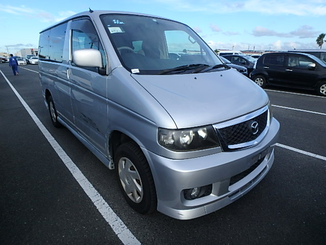 Mazda Bongo Friendee 2006
