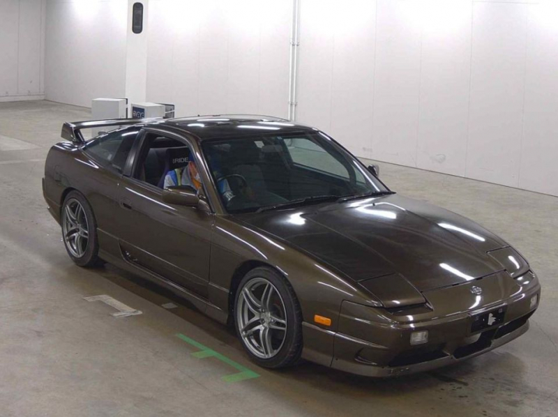 Nissan 180SX 1990