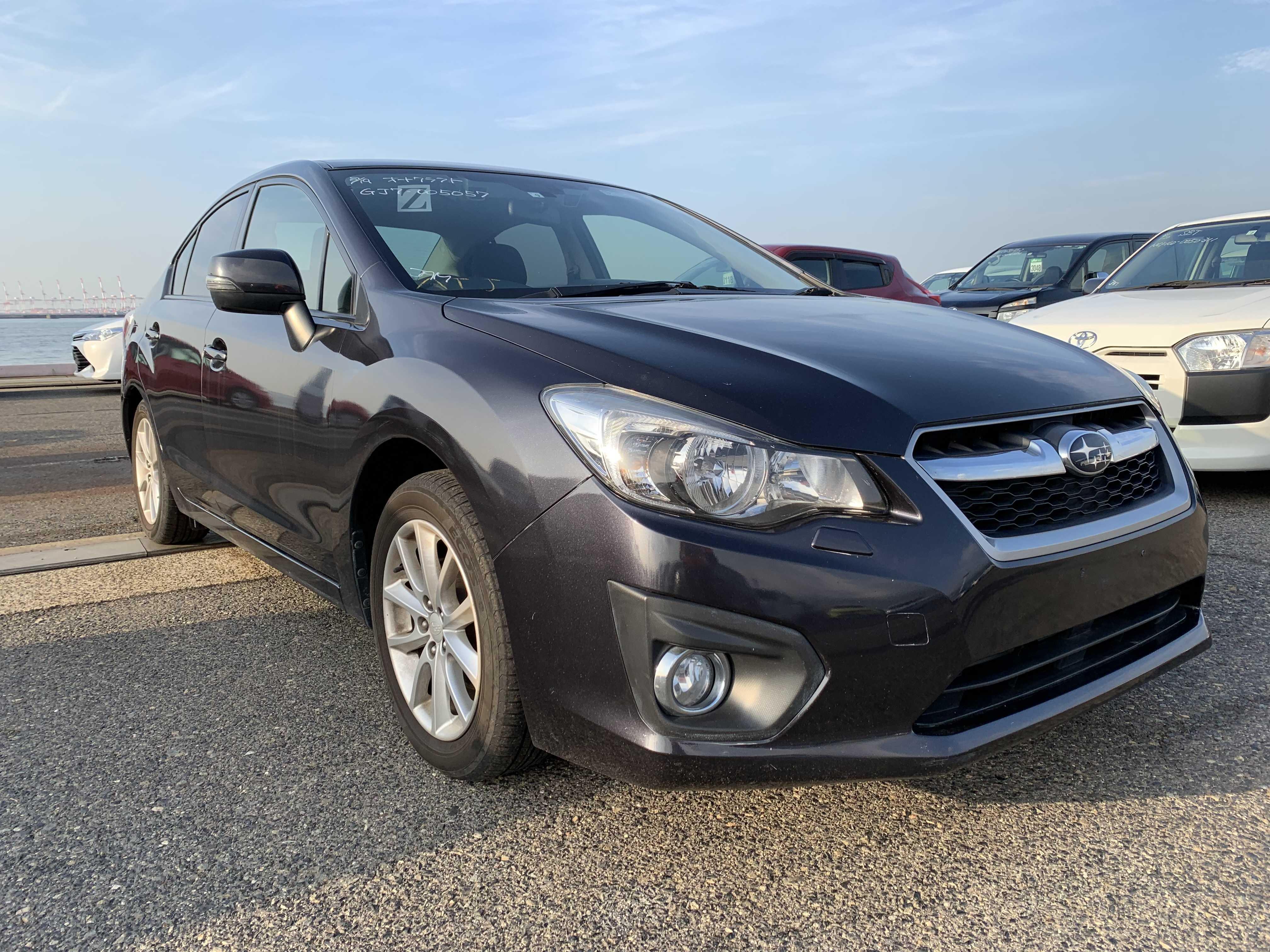 Subaru Impreza G4  2012