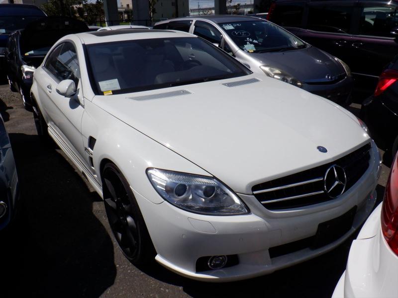 Mercedes-Benz CL-Class 2006