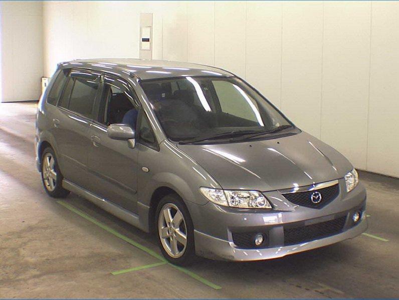 Used Japanese Mazda Premacy - Mazda premacy problems