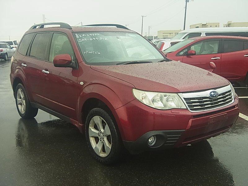 Subaru Forester 2009