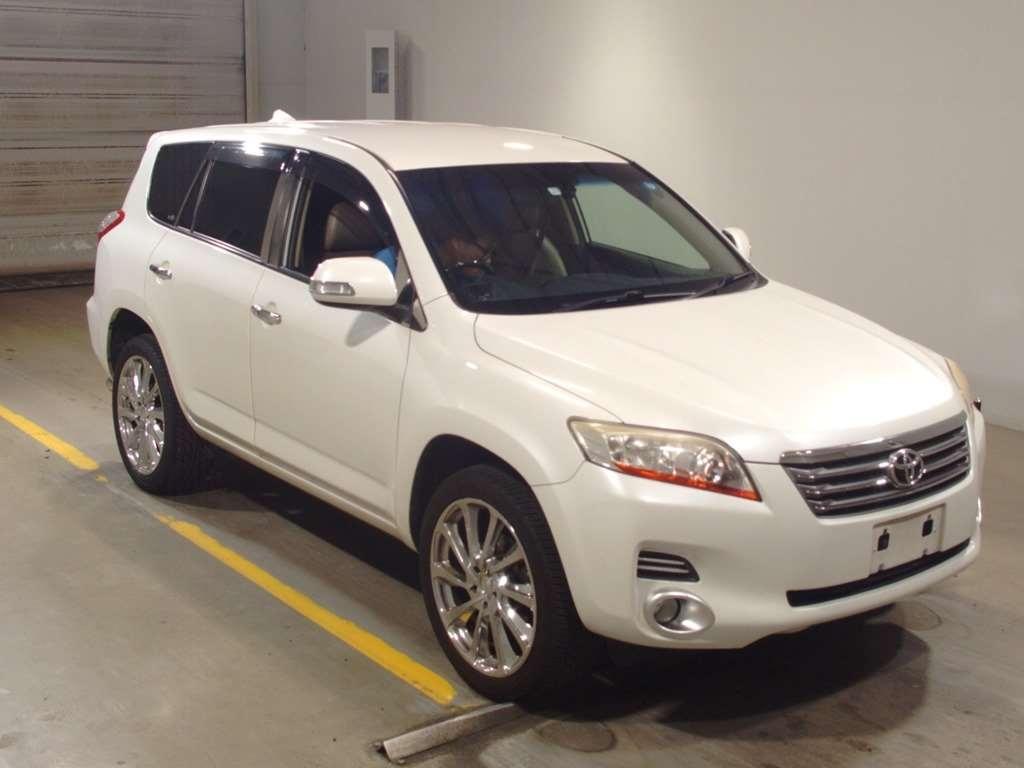 Toyota Vanguard 2007