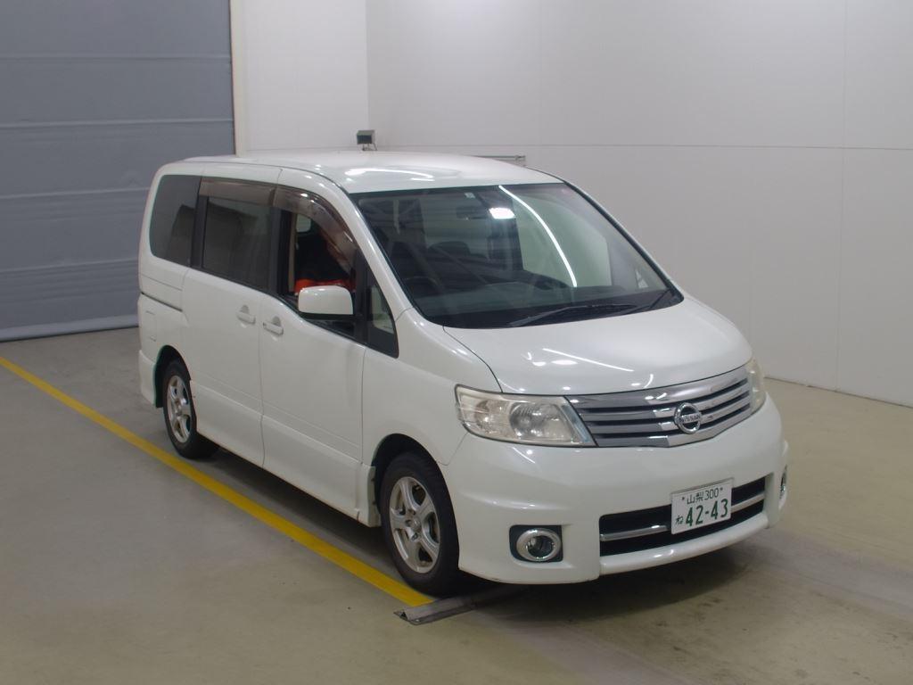 Nissan Serena 2007