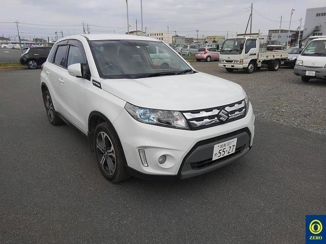 Suzuki Escudo 2018