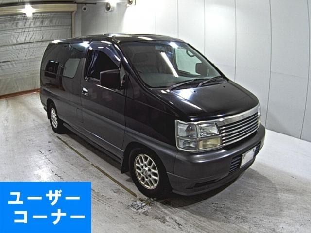 Nissan Caravan Elgrand 1997