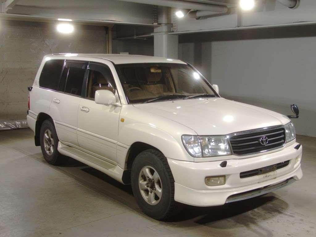 Toyota Land Cruiser 100 1999