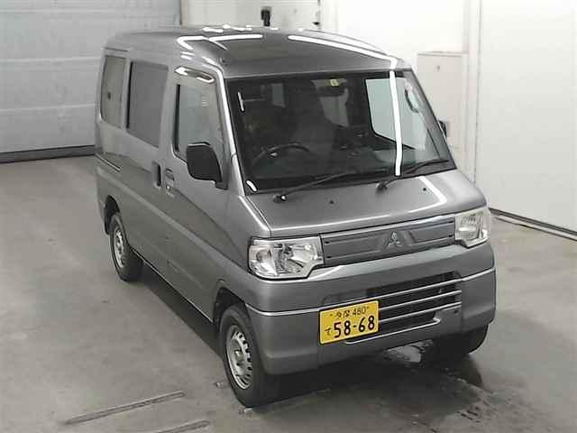Mitsubishi Minicab Miev 2012