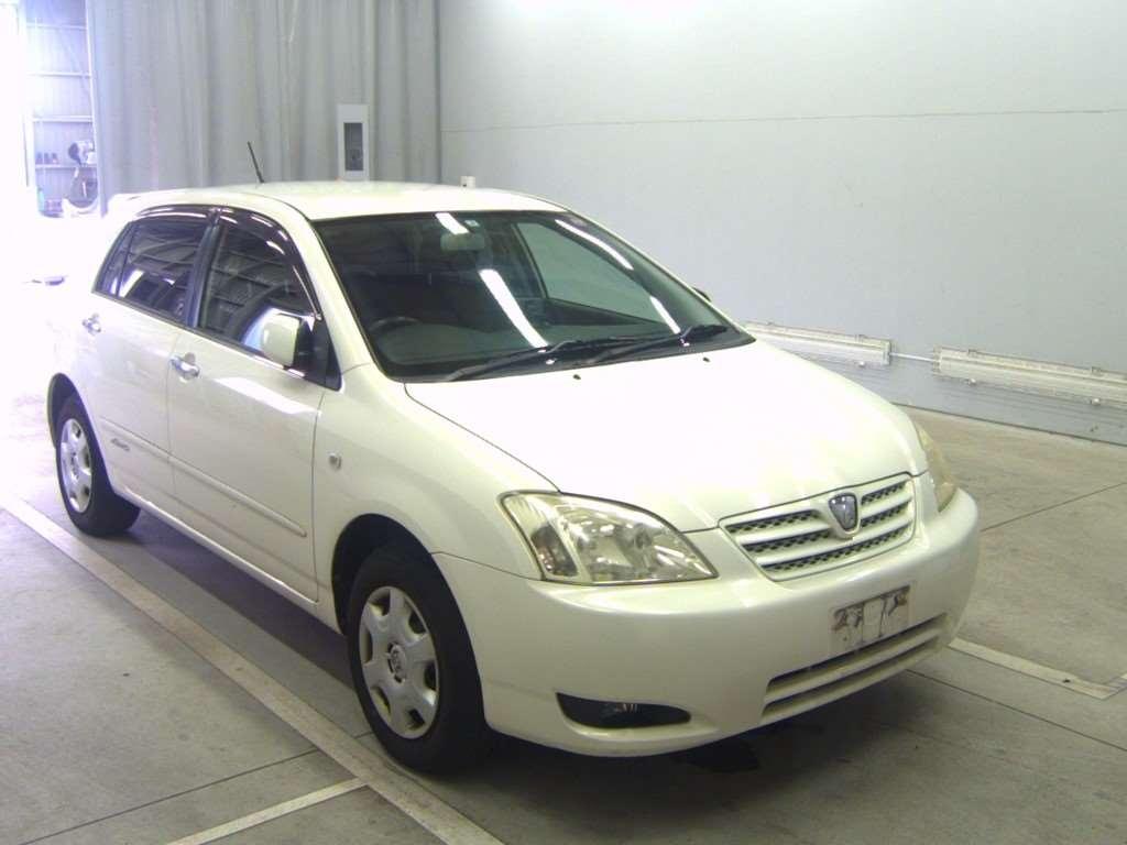 Toyota Allex 2003