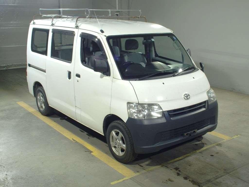Toyota Townace Van 2014