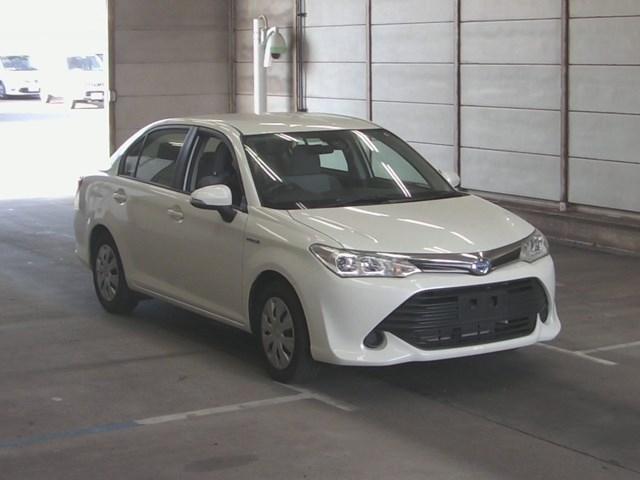 Toyota Corolla Axio 2017