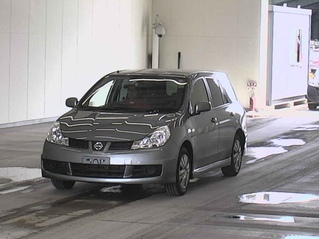 Nissan Wingroad 2017