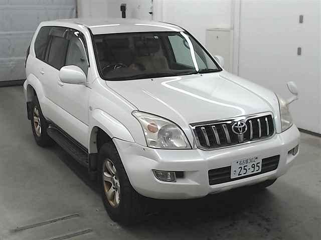 Toyota Land Cruiser Prado 2004