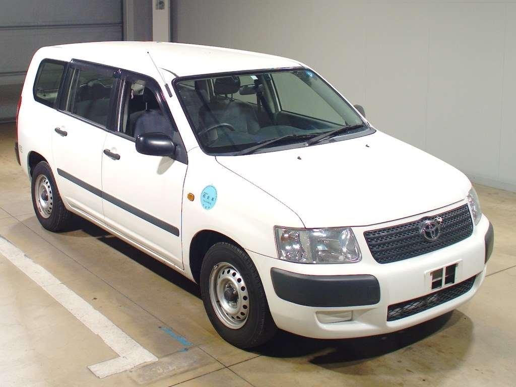 Toyota Succeed 2014