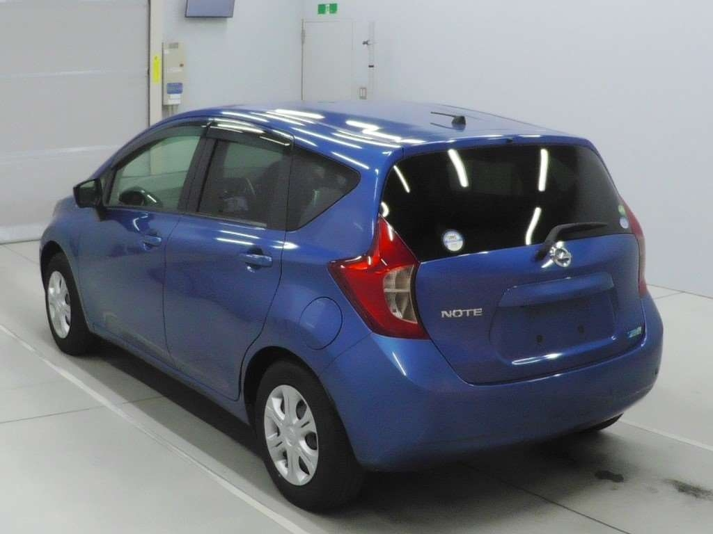 Nissan Note 2018, GRAY, 1190cc, ATM - Autocraft Japan
