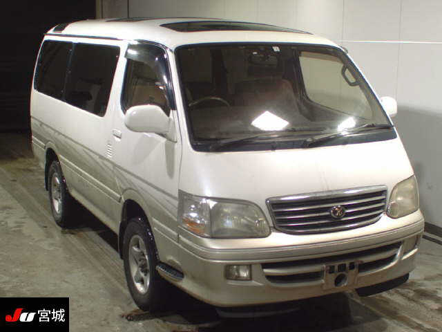 Toyota Hiace Wagon 2001
