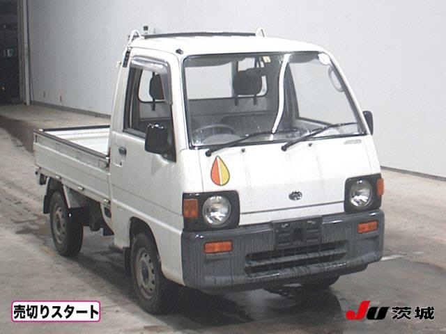 Subaru Sambar 1991