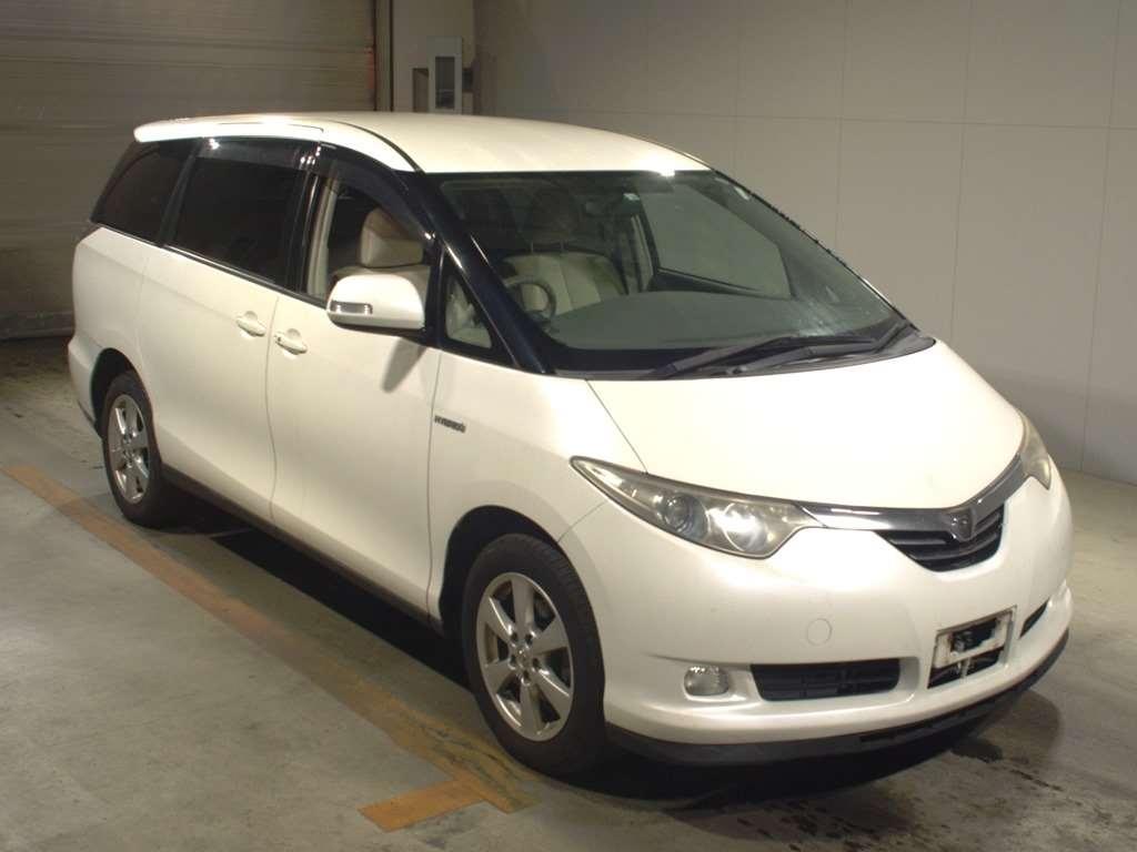 Toyota Estima Hybrid 2008
