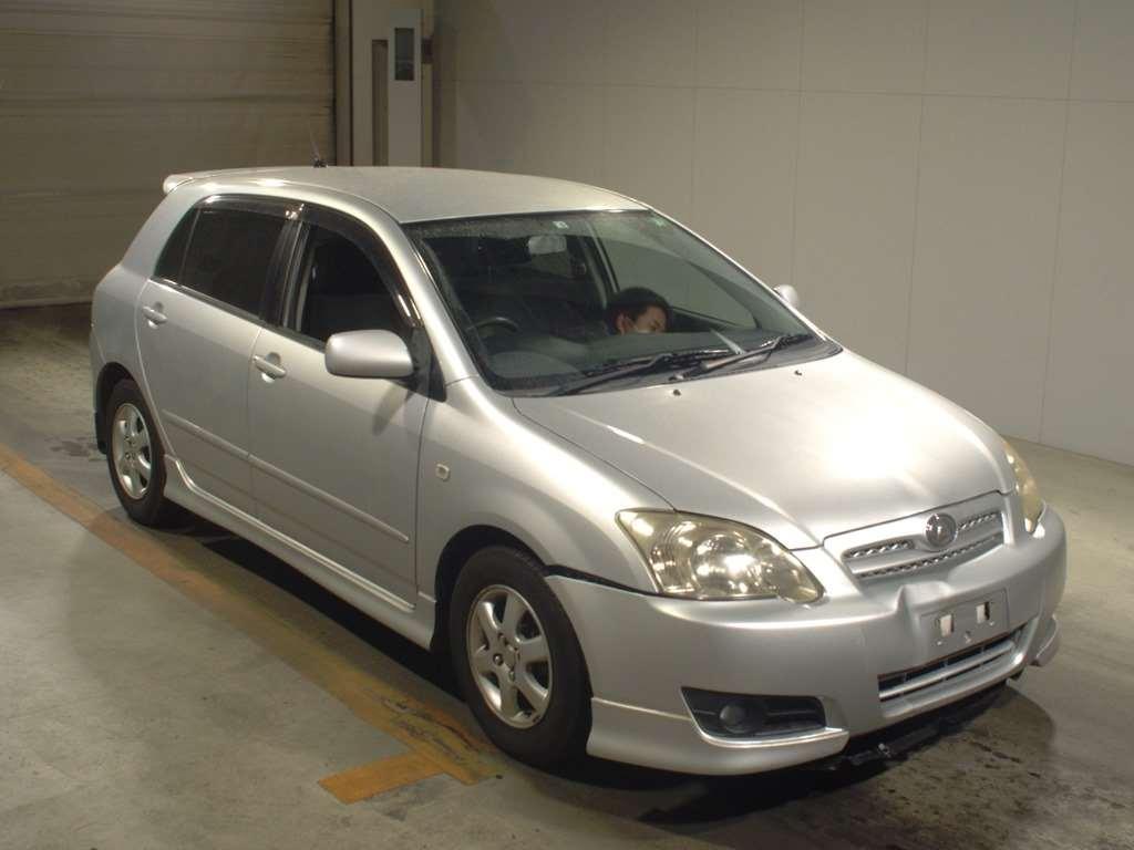 Toyota Allex 2004