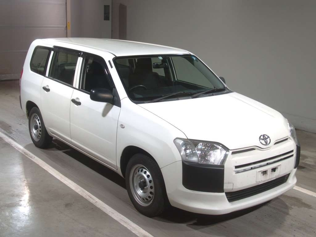 Toyota Succeed Van 2015