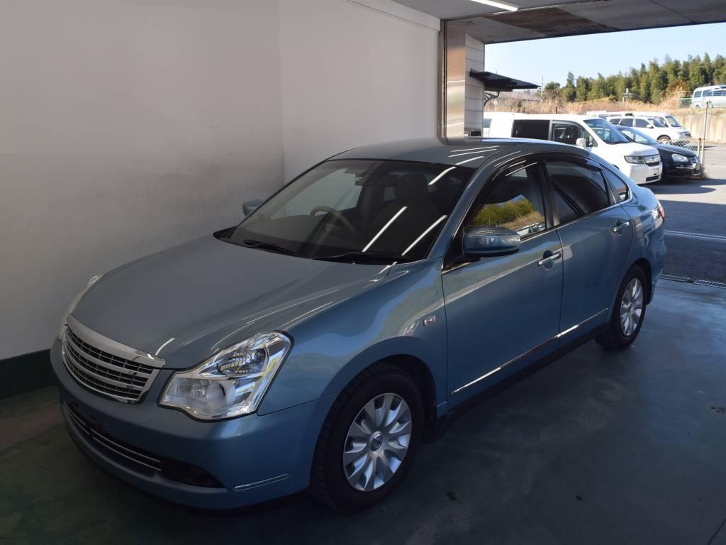 Nissan Bluebird Sylphy 2009
