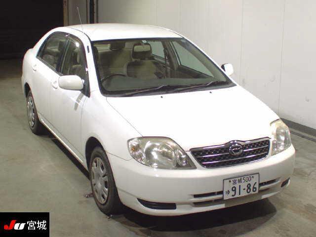 Toyota Corolla Sedan 2001