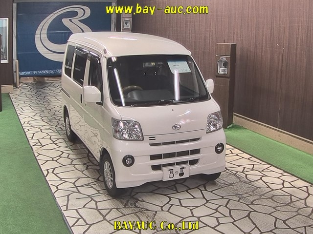 Daihatsu Hijet Cargo 2017
