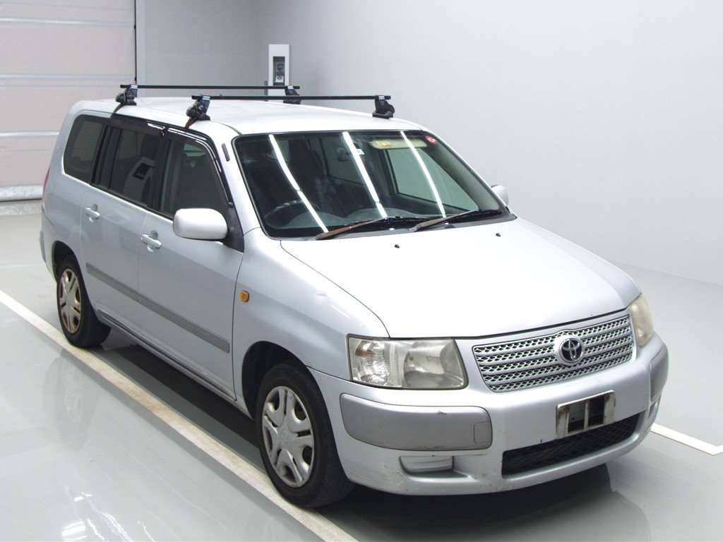 Toyota Succeed Wagon 2006