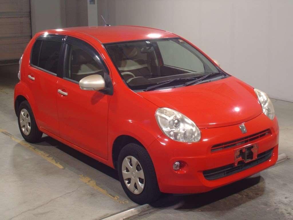 Toyota Passo 2010