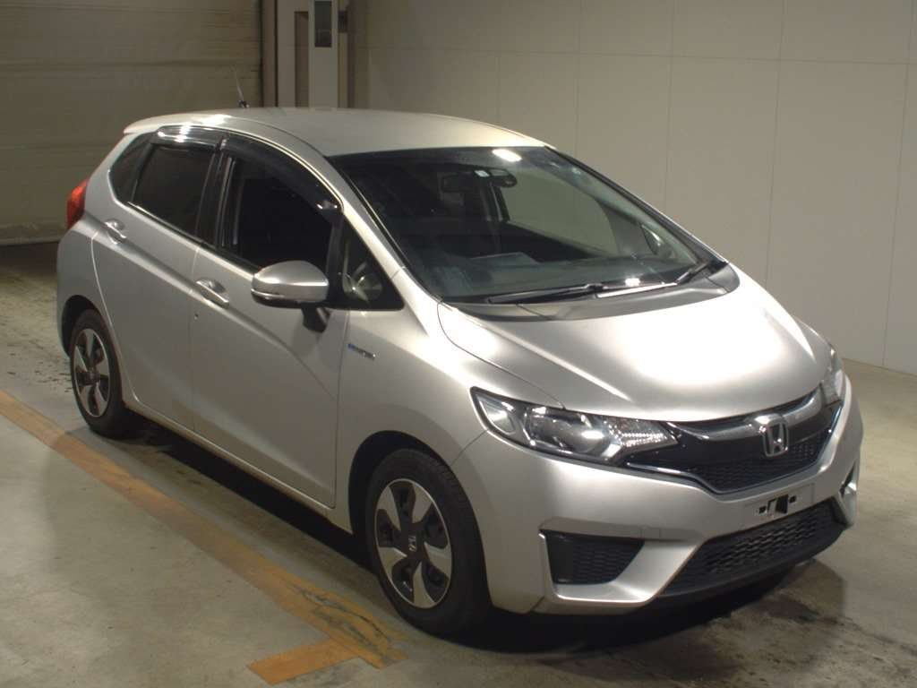 Honda Fit Hybrid 2016