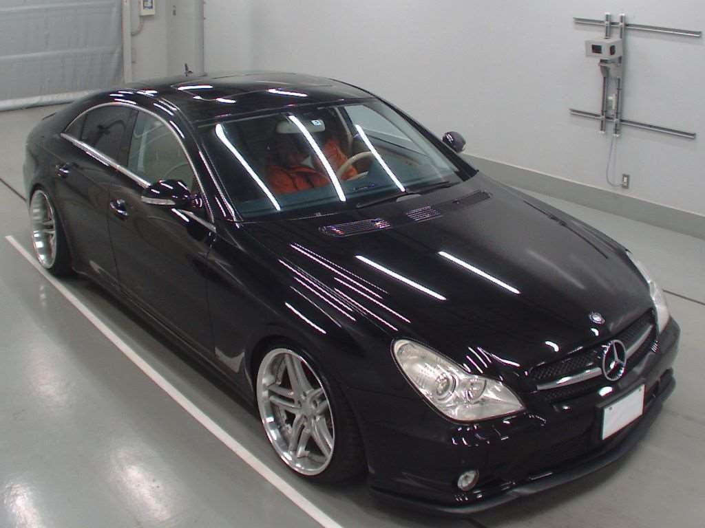 Mercedes-Benz Cls-Class 2006