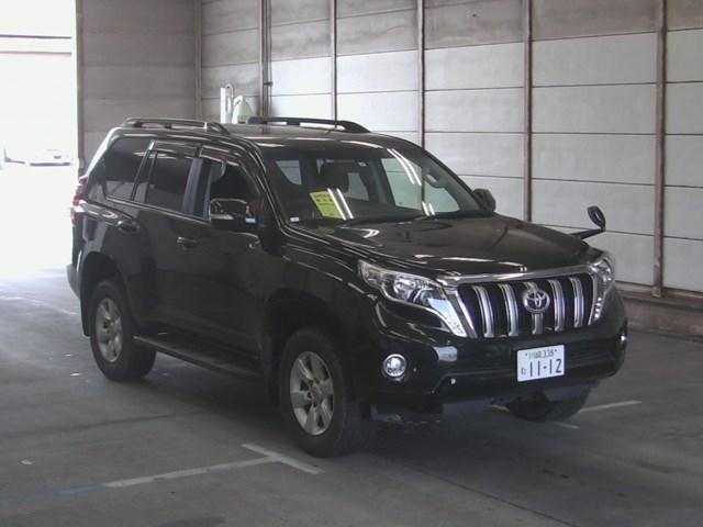 Toyota Land Cruiser Prado 2015
