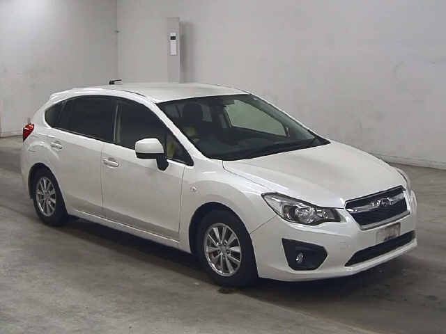 Subaru Impreza Sports 2014