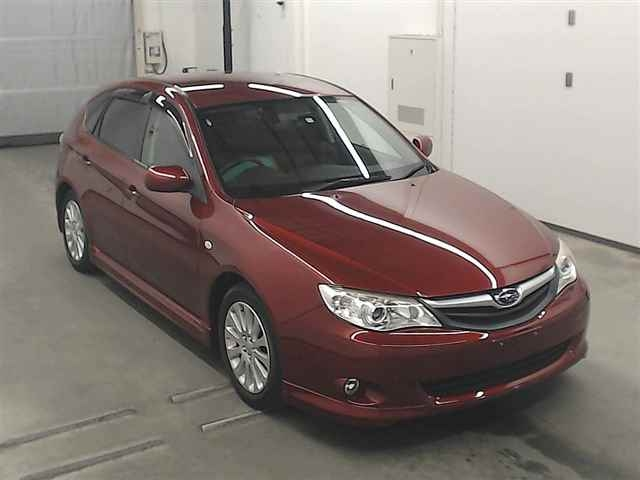 Subaru Imprezza 5HB 2010