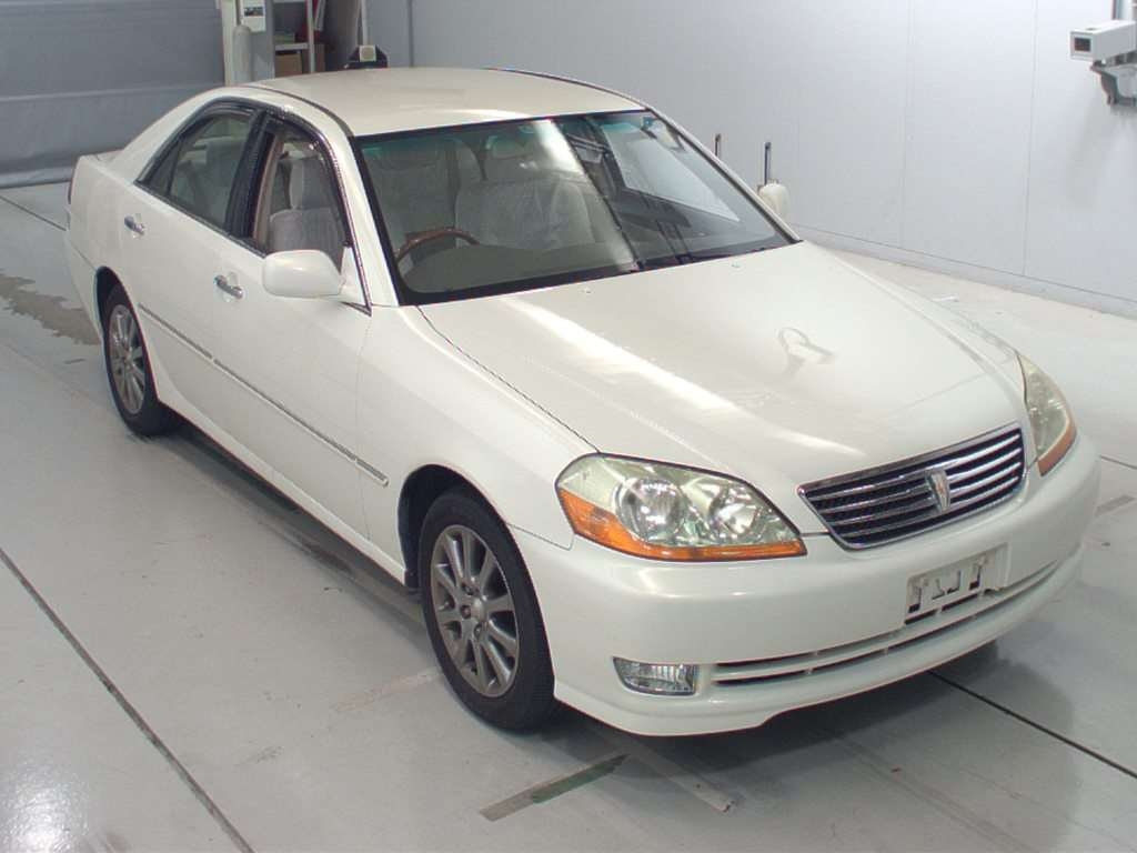 Toyota Mark II 2004