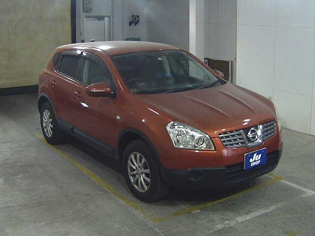 Nissan Dualis 2008
