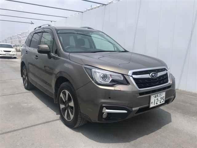 Subaru Forester 2017