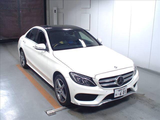 Mercedes-Benz C Class 2014