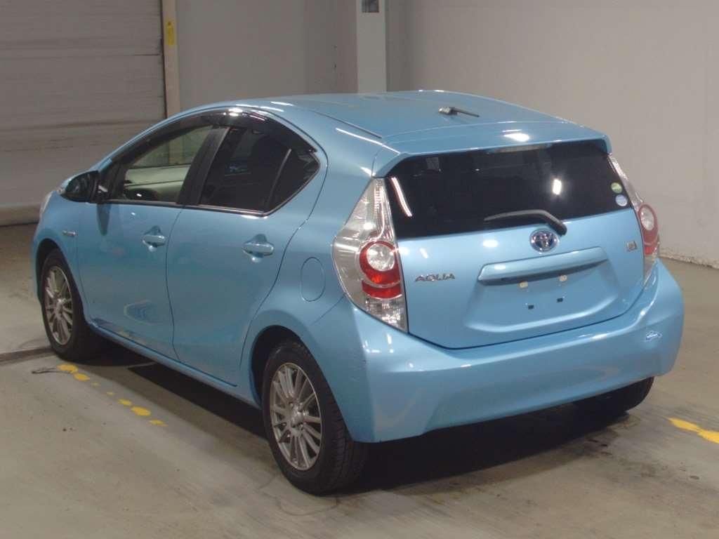 Toyota Aqua 2014