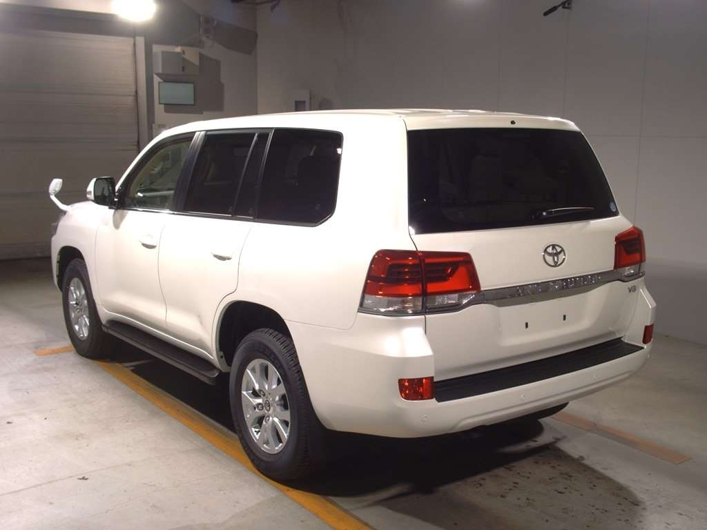Toyota Land Cruiser 2018 Available At Autocraft Japan Colorpearl Japanese Cheap Used Cars