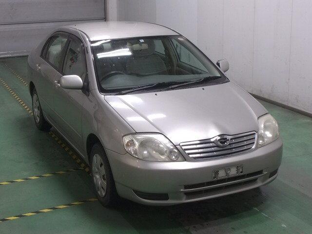 Toyota Corolla Sedan 2002