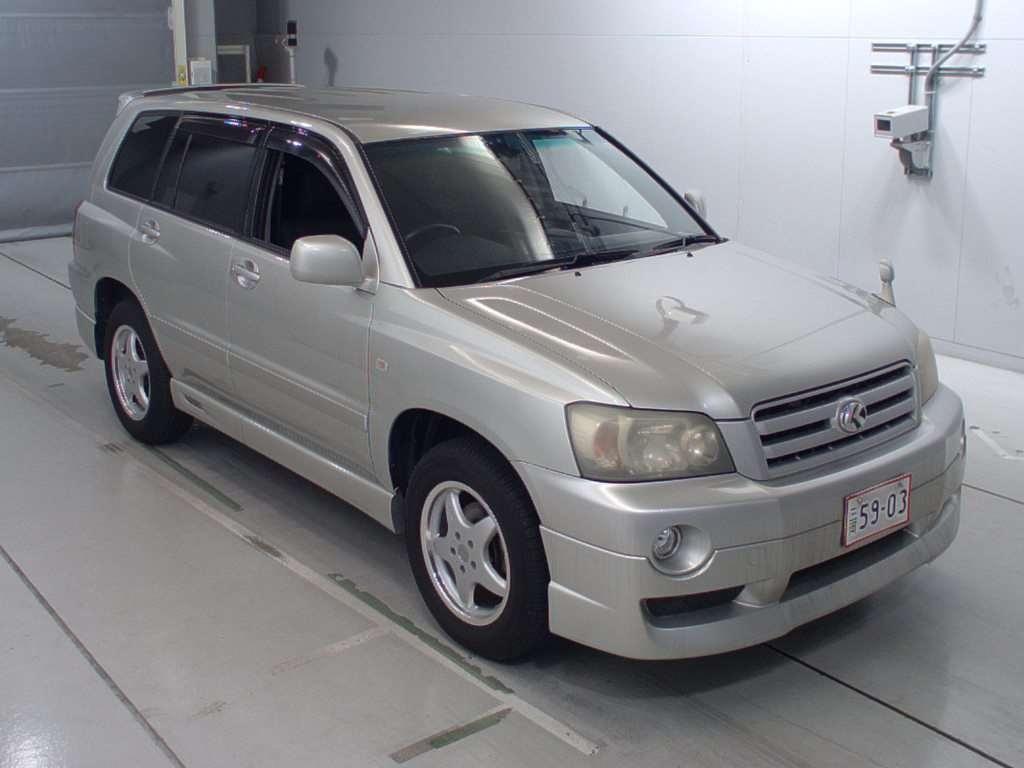 Toyota Kluger 2004
