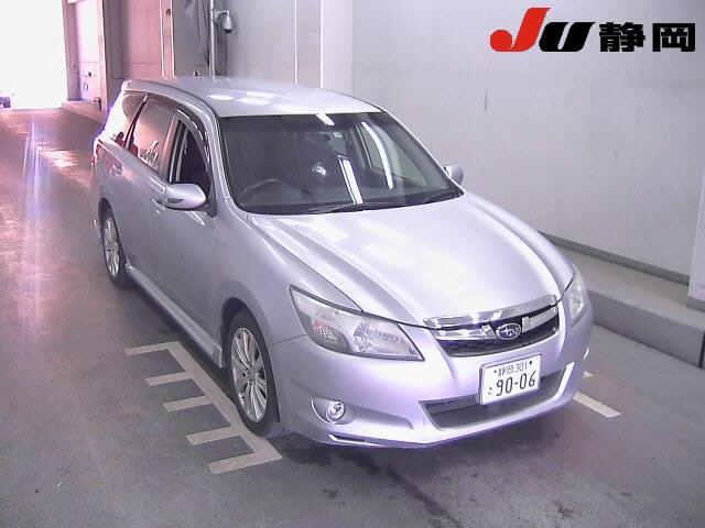 Subaru Exiga 2011