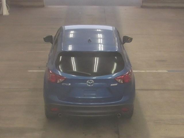 Mazda CX-5 2013, BLUE, 2180cc, ATM - Autocraft Japan