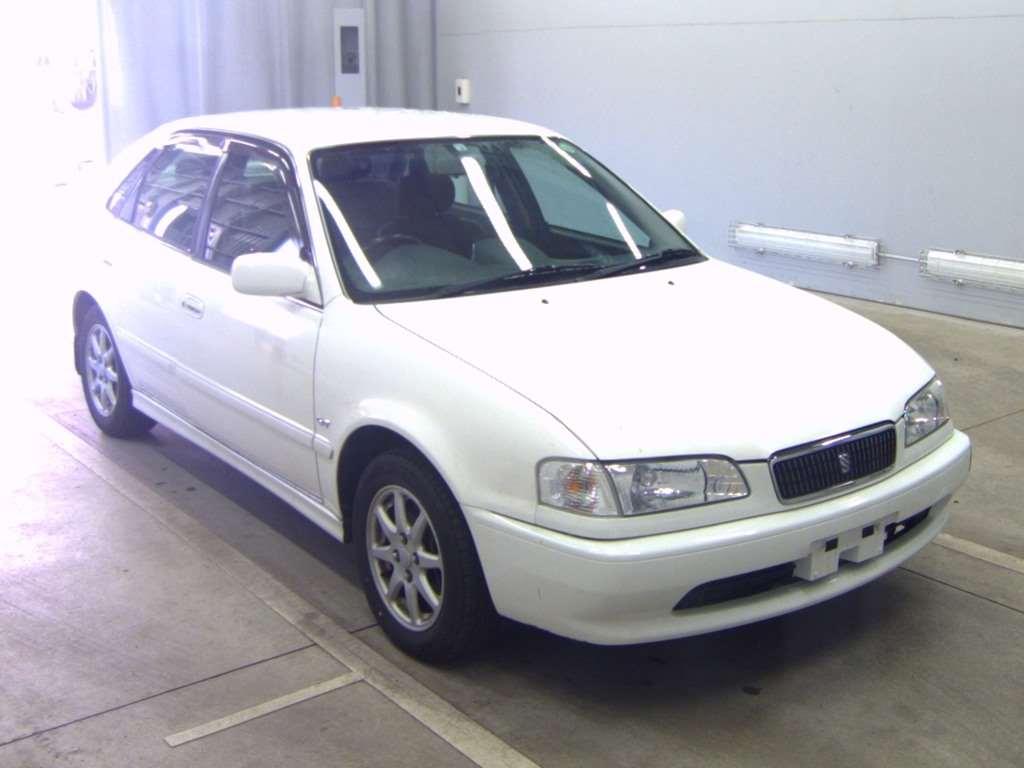 Toyota Sprinter -- 1998