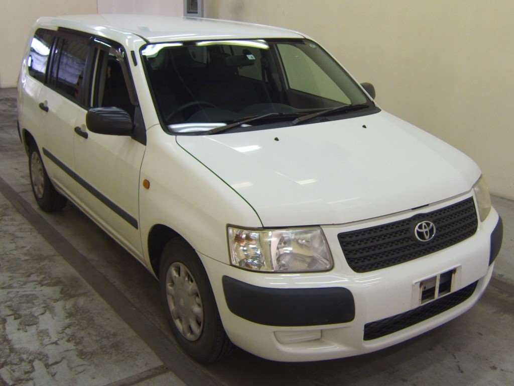 Toyota Succeed Van 2006